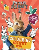 Peter Rabbit Movie 2 Colouring Sticker Activity