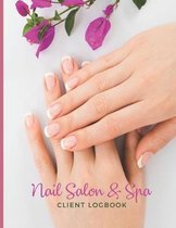Nail Salon & Spa Client Logbook