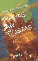 Boek cover Mheas an Costas van Isaac Newton Corns