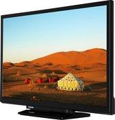 TV Toshiba 24W1963DG 24 HD Ready LED HDMI Zwart