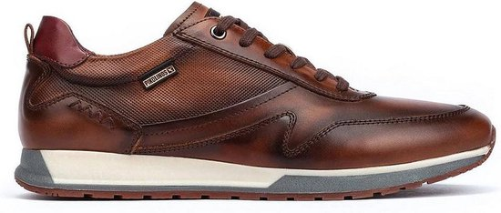 Pikolinos M5N-6342 Heren Sneakers - Bruin - Maat 41