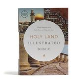 CSB Holy Land Illustrated Bible, Hardcover