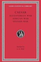 Alexandrian War. African War. Spanish War