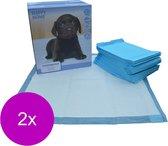 Happy Home Trainingsmat Lavendel - Zindelijkstraining - 2 x 60 stuks - 60X60 cm
