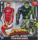 Spider-Man Titan Hero Exclusive Multi Pack - Speelfiguren 30cm