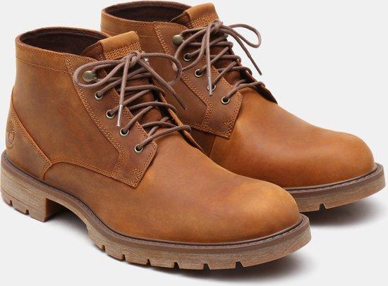 Timberland Elmhurst WP Chukka Heren Sneakers - Medium Brown - Maat 45
