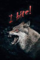 I bite!: Notebook