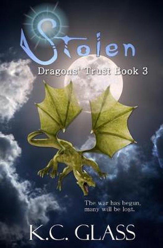 Stolen: Dragons' Trust Book 3