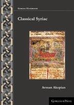 Boek cover Classical Syriac van Akopian, Arman