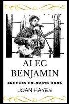 Alec Benjamin Success Coloring Book