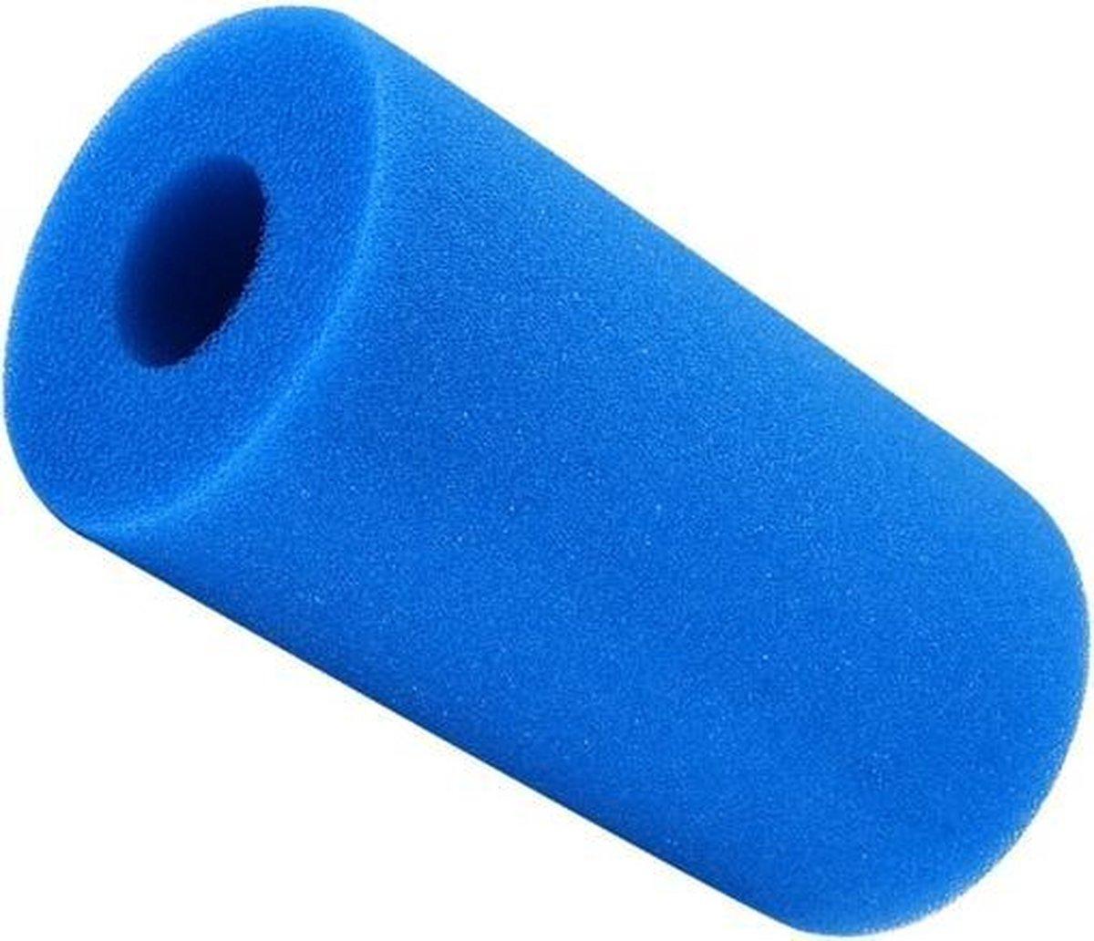 Intex Zwembad Filter Type A - Herbruikbaar en Uitwasbaar - Voor Intex Zwembaden & Serviceboek LYFSTYLE!