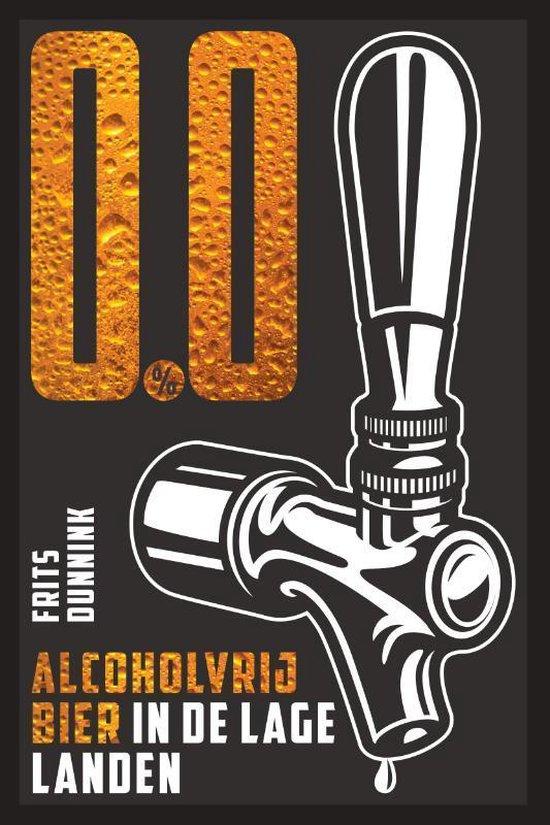 Boek cover Alcoholvrij bier in de Lage Landen van Frits Dunnink (Paperback)