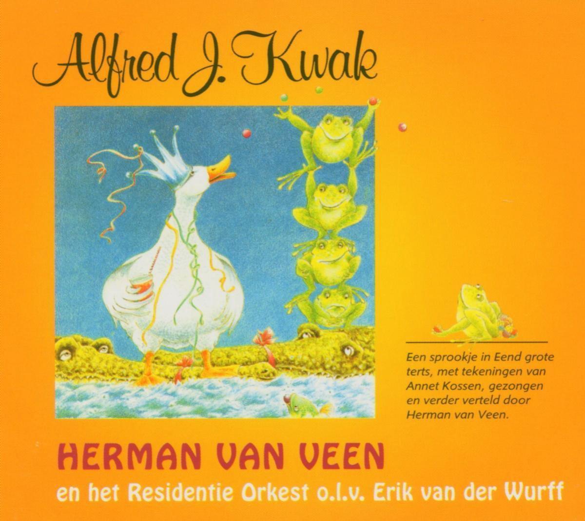 Alfred J. Kwak - Herman van Veen