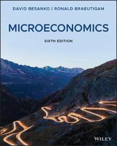 Boek cover Microeconomics van David Besanko