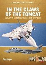 Boek cover In the Claws of the Tomcat van Tom Cooper
