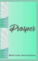 Prosper Writing Notebook