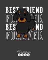 Best Friend Forever Planner 2020 (Italiaanstalig)