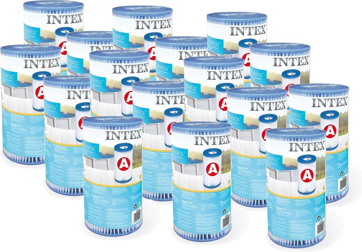 Intex filter type A (29000) - Grootverpakking 18 stuks