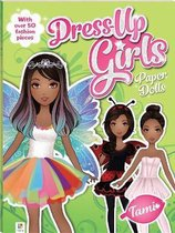 Dress-Up Girls Paper Dolls: Tami