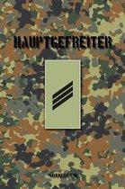Hauptgefreiter: Vokalbelheft / Heft f�r Vokabeln - 15,24 x 22,86 cm (ca. DIN A5) - 120 Seiten