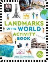 Boek cover Little Travellers Landmarks of the World van Dk