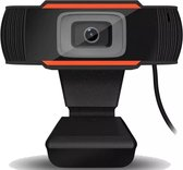 Webcam voor Computer - Microfoon - Werk & Thuis - Windows - MacOS - Linux