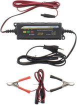 Acculader - Accu - 12 volt - Microprocessor - druppellader - Scooter, Auto, Boot, Motor , Camper