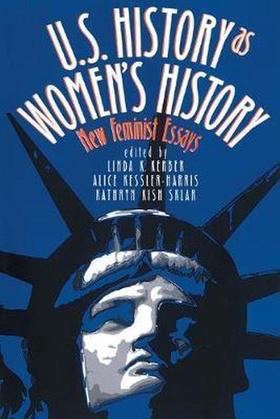Boek cover U.S. History As Womens History van Alice Kessler-Harris