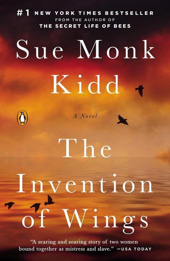 Boek cover The Invention of Wings van Sue Monk Kidd (Paperback)