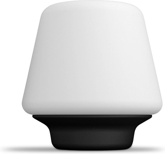 Philips Hue Wellness tafellamp - warm tot koelwit licht - zwart