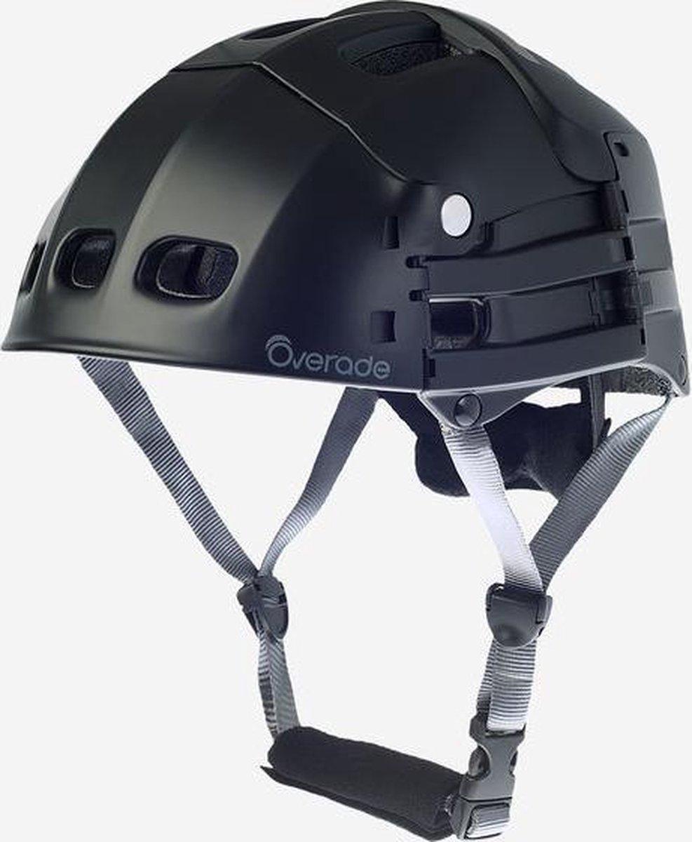 Overade Plooibare helm - Vouwhelm - Maat S/M (54 - 58 cm hoofdomtrek)