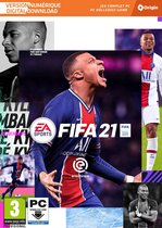 FIFA 21 - PC (code in box)