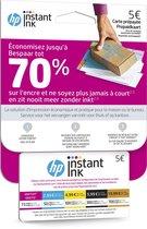 HP Instant Ink prepaid kaart