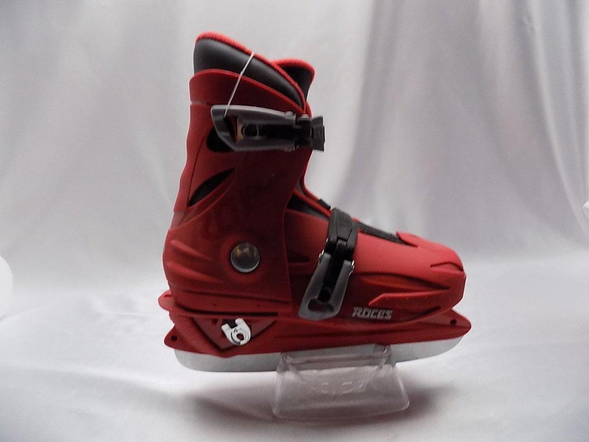 Verstelbare kinderschaats Roces MCK2 rood maat 30 - 35