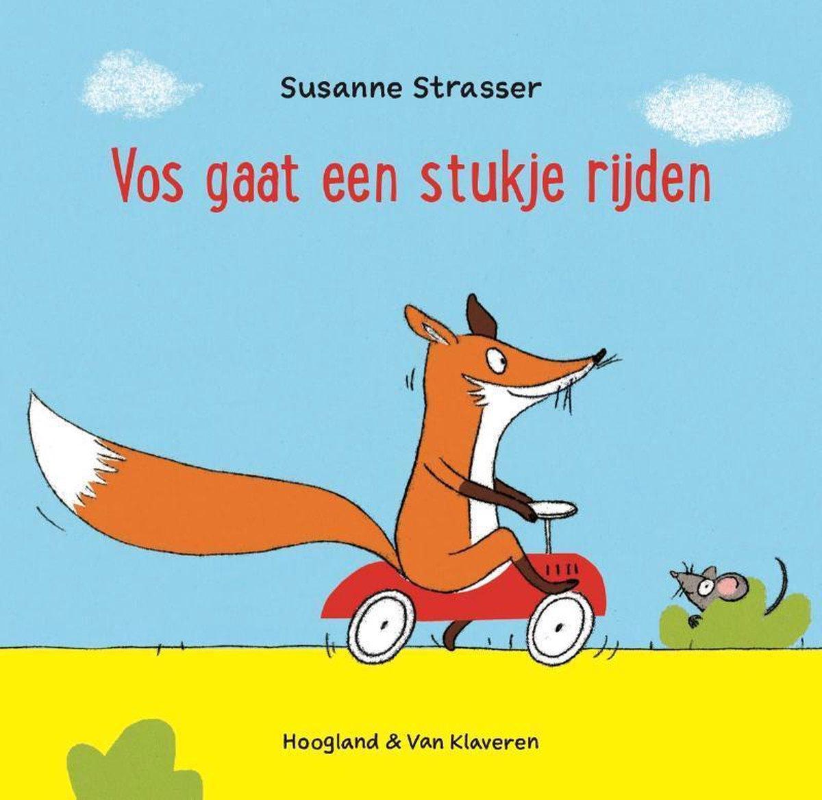 bol.com | Vos gaat een stukje rijden, Susanne Strasser | 9789089673435 |  Boeken