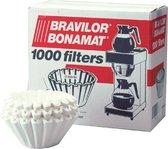 Bravilor Koffiefilter - 245 mm - 1000 stuks