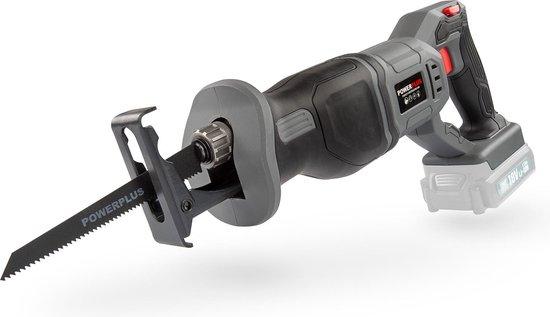 Powerplus One Fits All Reciprozaag  - 18V Li-ion (zonder accu)