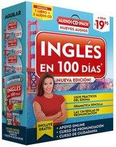 Ingles En 100 Dias - Audio Pack (Paperback Book +3 Audio Cds) / English in 100 Days ? Audio Pack