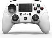 MOJO® Draadloze Controller Wireless Gamepad Geschikt voor PS4 – White