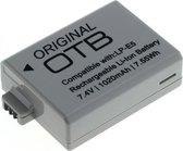 OTB Accu LP-E5 voor Canon 1020 mAh