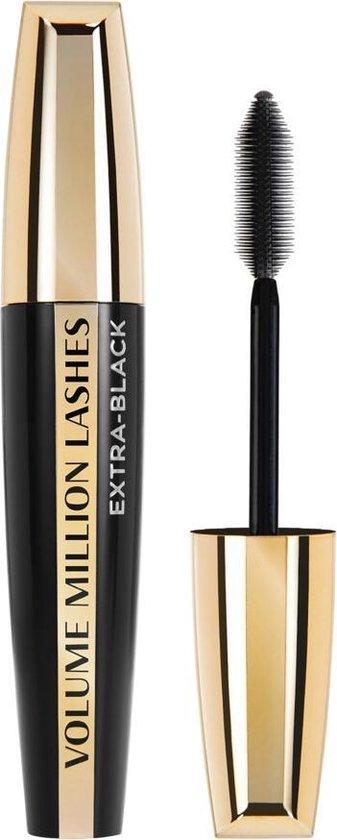 L'Oréal Paris Volume Million Lashes Mascara - Extra Zwart