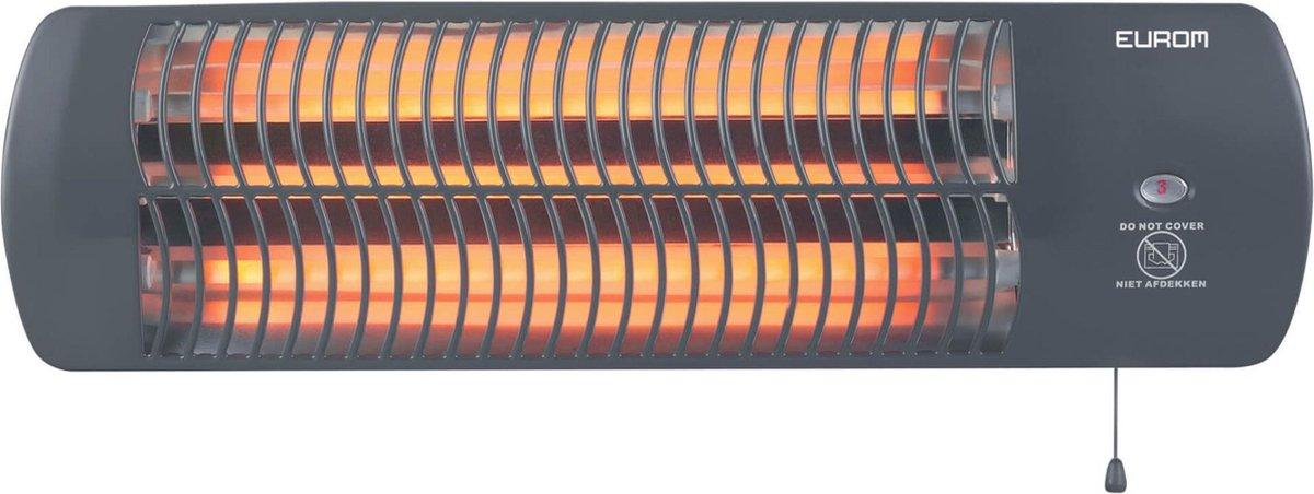 Eurom Q-time Elektrische terrasverwarmer 1500W