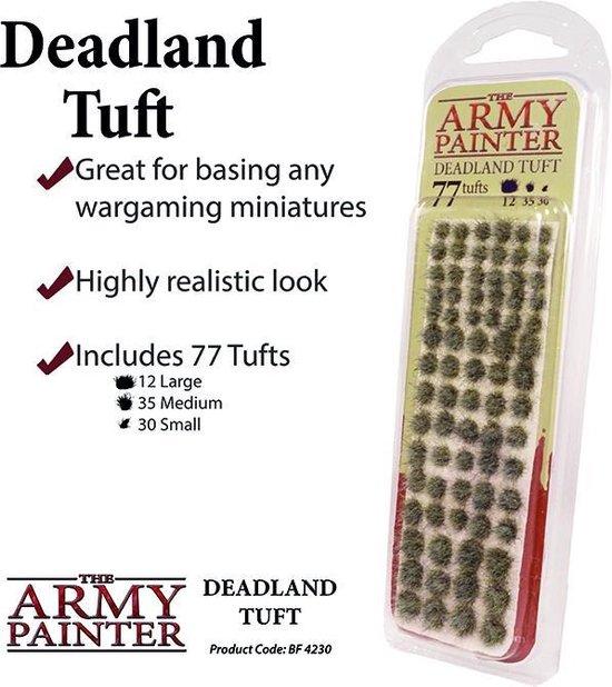 Afbeelding van het spel The Army Painter Tufts - Deadland