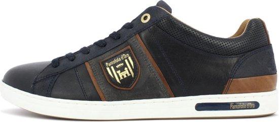 Pantofola d'Oro Torretta Uomo Lage Donker Blauwe Heren Sneaker 40