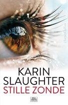 Boek cover Stille zonde van Karin Slaughter (Paperback)