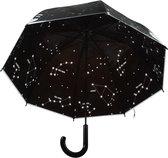 Esschert Design Paraplu Sterrenhemel Auto 81 Cm Polyester Zwart