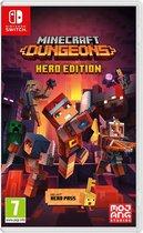 Minecraft Dungeons: Hero Edition - Switch