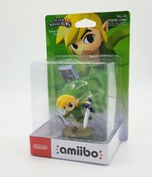 Nintendo amiibo Super Smash Figuur Toon Link - Wii U + NEW 3DS