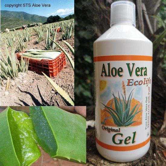 Aloe Vera Gel 1L voor inwendig gebruik