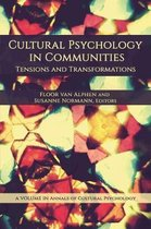 Cultural Psychology in Communities